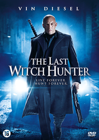 Last Witch Hunter-DVD