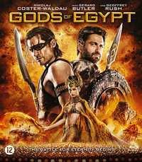 Gods Of Egypt-Blu-Ray