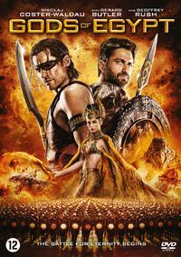 Gods Of Egypt-DVD