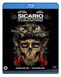 Sicario 2 - Day Of The Soldado-Blu-Ray