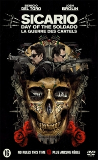 Sicario 2 - Day Of The Soldado-DVD
