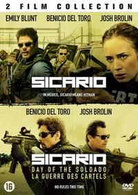 Sicario 1+2-DVD