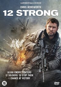 12 Strong-DVD
