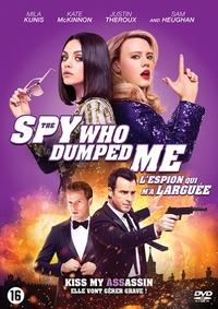 The Spy Who Dumped Me-DVD