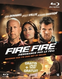 Fire With Fire-Blu-Ray