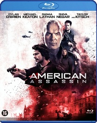 American Assassin-Blu-Ray
