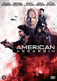 American Assassin-DVD