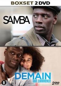 Samba + Demain Tout Commence-DVD