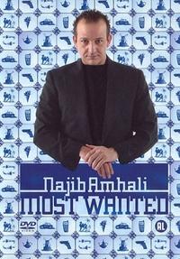 Najib Amhali: Most Wanted-DVD