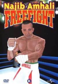 Najib Amhali-Freefight-DVD