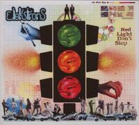 Red Light Dont Stop-Elektrons-CD