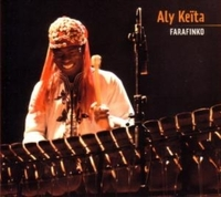 Farafinko-Aly Keita-CD
