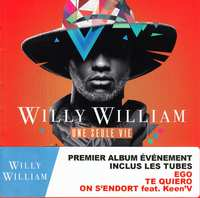 Une Seule Vie-Willy William-CD