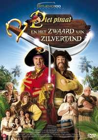Piet Piraat En Het Zwaard Van Zilvertand-DVD
