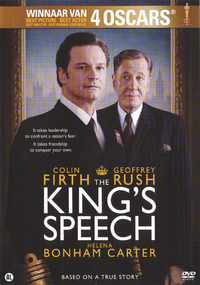 The King's Speech-DVD