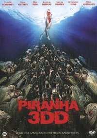 Piranha 3DD-DVD