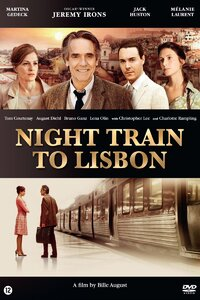 Night Train To Lisbon-DVD
