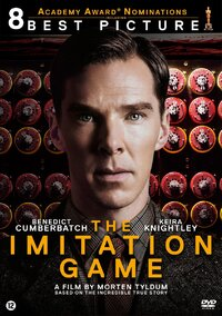 The Imitation Game-DVD