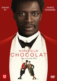 Monsieur Chocolat-DVD