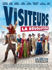 Les Visiteurs 3 - La Revolution-DVD