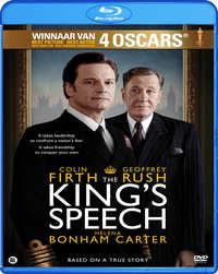 The King's Speech-Blu-Ray