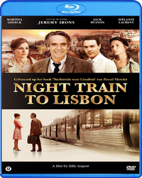 Night Train To Lisbon-Blu-Ray