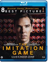 The Imitation Game-Blu-Ray