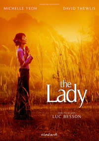 The Lady-DVD