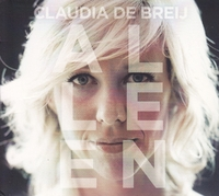 Alleen-Claudia de Breij-CD