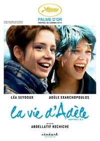 La Vie D'Adele Chapitres 1 & 2-DVD
