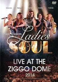 Ladies Of Soul - Live At The Ziggodome-DVD