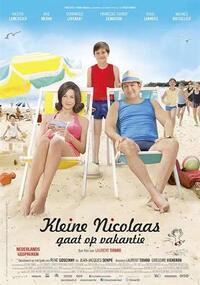 Kleine Nicolaas Gaat Op Vakantie-Blu-Ray