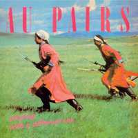 Playing With A..-Au Pairs-LP