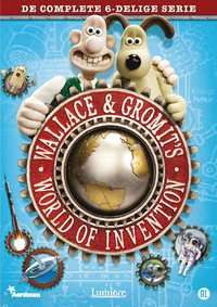Wallace & Gromit: World Of Invention-DVD