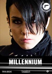 Millennium Serie-DVD