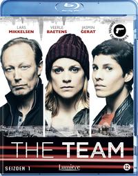 The Team - Seizoen 1-Blu-Ray