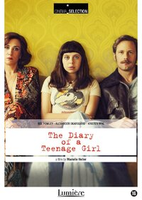 The Diary Of A Teenage Girl-DVD