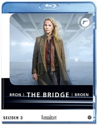 The Bridge - Seizoen 3-Blu-Ray