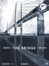 The Bridge - Seizoen 1-3-DVD