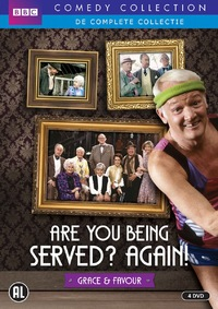 Are You Being Served? Again! - Complete Collection-DVD