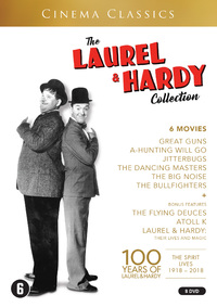 The Laurel & Hardy Collection-DVD