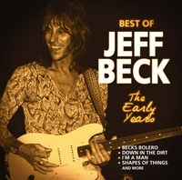 Best Of - The Early Years-Jeff Beck-CD