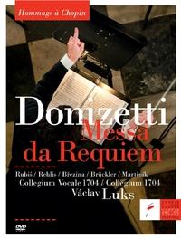 Collegium Vocale 1704 - Messa Da Requiem-DVD