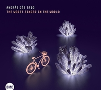 The Worst Singer In The World-Andras Des Trio-CD