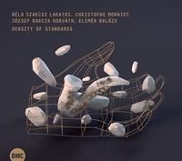 Density Of Standard-Bela Szakcsi Lakatos & Jozsef Christophe Monniot-CD