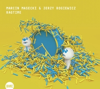 Ragtime-Marcin Masecki & Jerzy Rogiewicz-CD