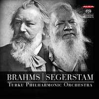 Symphony No.1/Symphony No-Brahms, Segerstam-CD