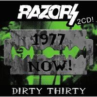 Dirty Thirty (1977-Now)-Razors-CD
