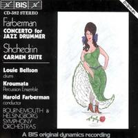 Percussion Conc.-Bournemouth Symphony Orchest, Drums Louie Bellson-CD