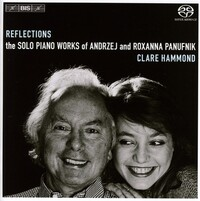 Reflections - The Solo Piano Works Of Andrzej And-Clare Hammond-CD